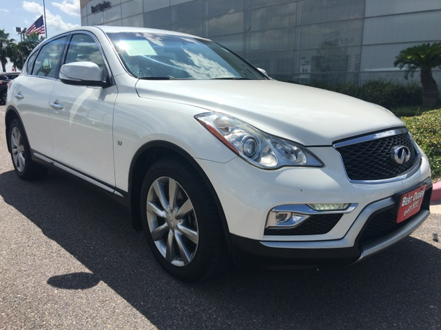 Pre-Owned 2017 INFINITI QX50 Base RWD 4D Sport Utility