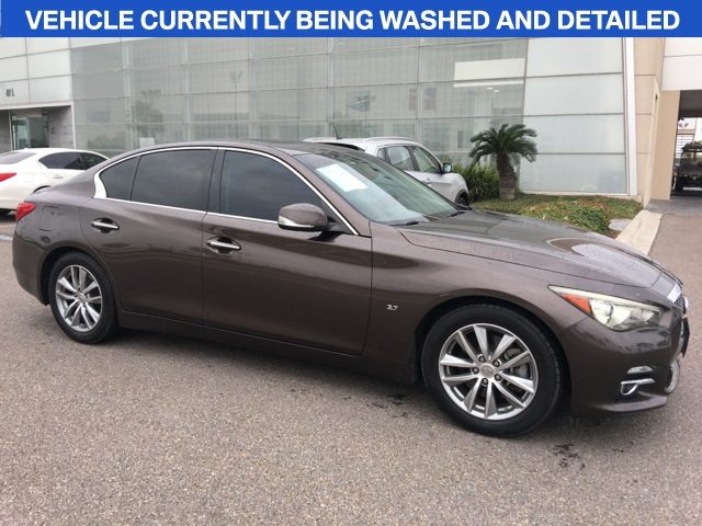 Pre-Owned 2014 INFINITI Q50 Premium RWD 4D Sedan