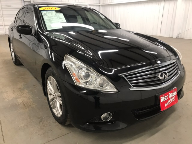 Pre-Owned 2013 INFINITI G37 Journey RWD 4D Sedan