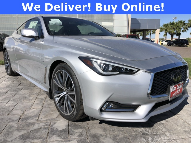 New 2020 INFINITI Q60 3.0t PURE RWD RWD COUPE