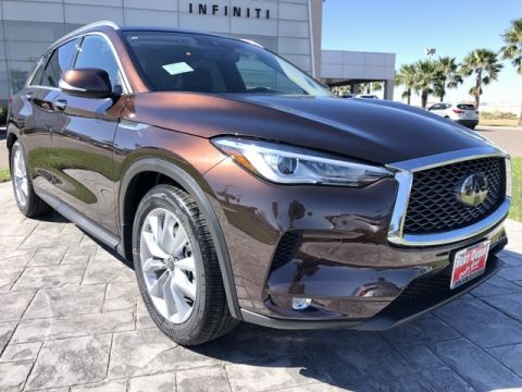 New 2020 INFINITI QX50 2.0T LUXE FWD FWD CROSSOVER